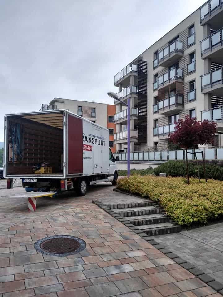 transport opróżnianie mieszkań bielsko