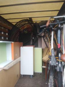 przeprowadzka bielsko rowery
