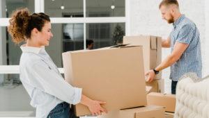 pakowanie pudeł, przeprowadzka bielsko