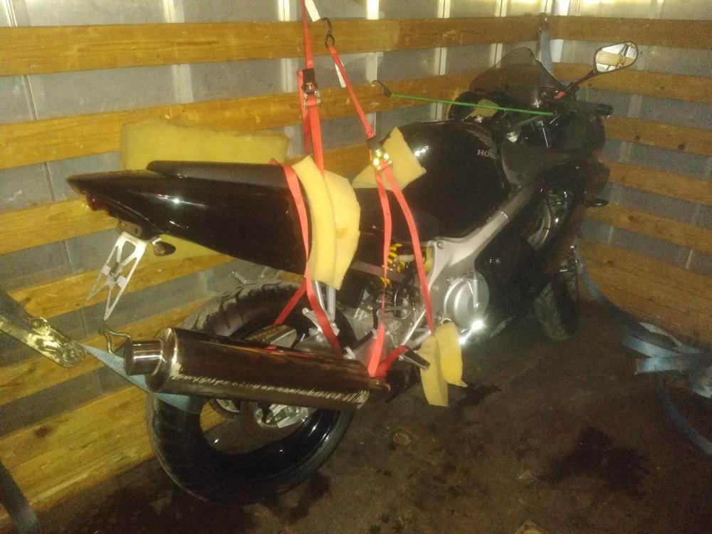 transport motocykla bielsko
